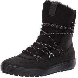 Women's black women's high boots